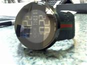 GUCCI Gent's Wristwatch 114-2- silicone/rubber band